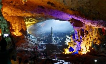 Halong Bay Caves