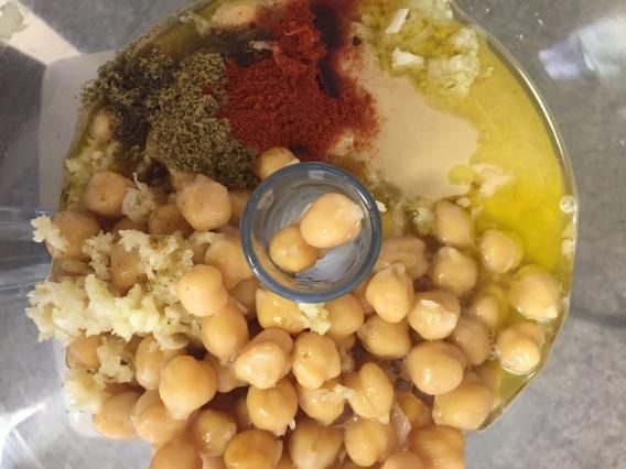 hummus mix